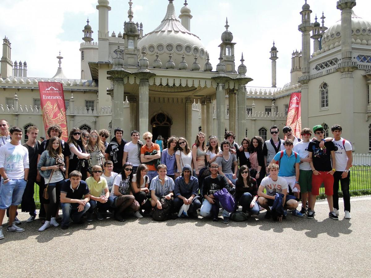 curso de jovenes en eastbourne
