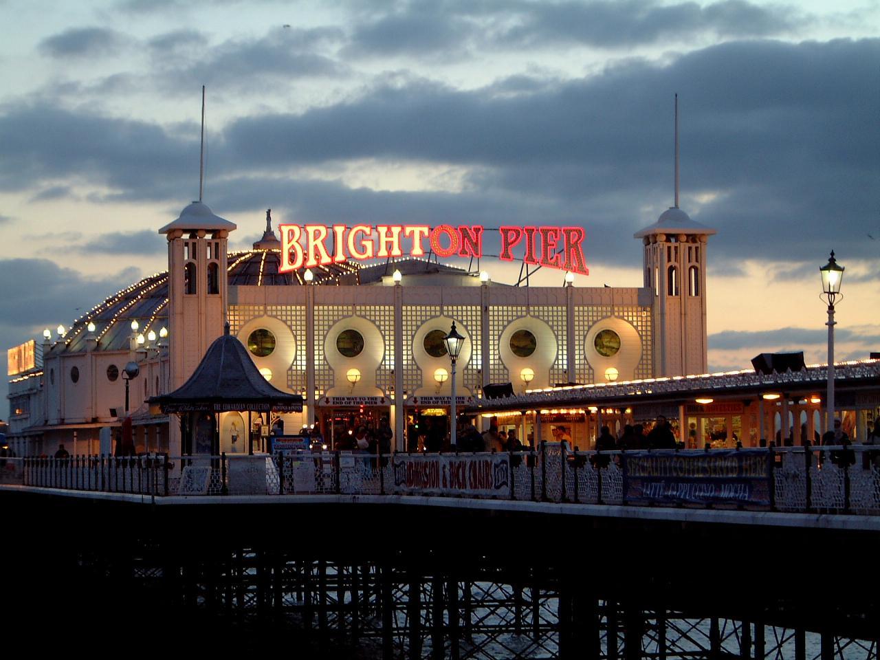 curso de ingles en Brighton